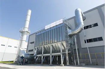 New waste gasification power plant-2